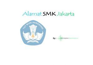 Alamat SMK Negeri di Jakarta