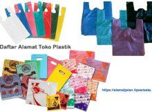 Daftar Toko Plastik di Medan Sumatera Barat